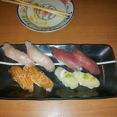 Photo taken at Sushi Time by Bu Rshood on 9/18/2013