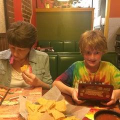 Photo taken at El Rodeo by Jamie S. on 6/19/2014