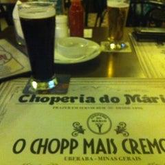 Photo taken at Choperia do Mário by Luciene A. on 4/17/2013