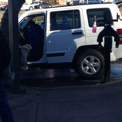 Photo taken at The Wave car care center by ginaindenver on 1/5/2013
