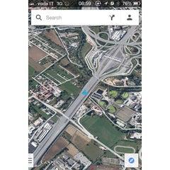 Photo taken at A4 Torino - Trieste by Luthfi S. on 9/14/2013