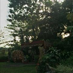 Photo taken at Lembur Pancawati by Yogi S. on 9/25/2012