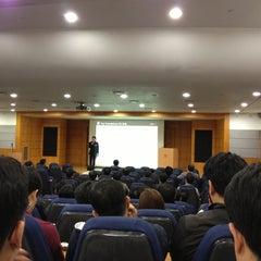 Photo taken at (주)세종텔레콤 by Jae-Kyung K. on 10/20/2012