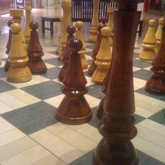 Photo taken at Mall St. Matthews by William G. on 1/14/2013