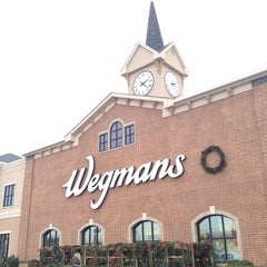 Photo taken at Wegmans by Tim Y. on 11/25/2012
