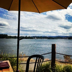 Photo taken at Beaches Restaurant & Bar by Renee S. on 7/20/2014