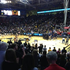 Photo taken at Coors Events Center by Brian P. on 2/15/2013