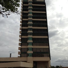 Photo taken at Price Tower by Brett G. on 10/5/2012