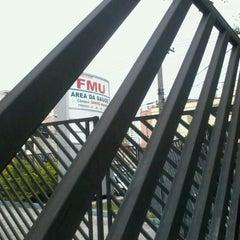 Photo taken at FMU - Campus Santo Amaro by Mayara C. on 11/3/2012