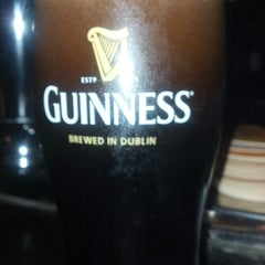 Photo taken at Fadó Irish Pub & Restaurant by Bernie O. on 1/12/2013