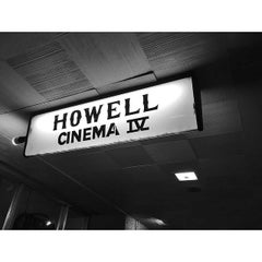 Photo taken at Howell Theatre by 🔴W⚪️B🔵L on 2/7/2015