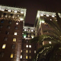 Photo taken at The Westin St. Francis San Francisco on Union Square by Michael D. on 12/12/2012