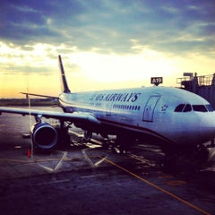 Photo taken at Philadelphia International Airport (PHL) by Joan F. on 10/23/2012