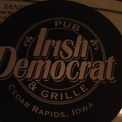 Photo taken at Irish Democrat by Cory G. on 2/1/2013