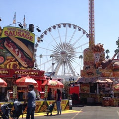 Photo taken at L.A. County Fair by Manny A. on 9/19/2013