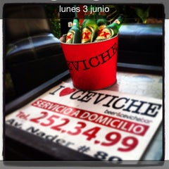 Photo taken at I Love Ceviche by CHEF B. on 6/3/2013