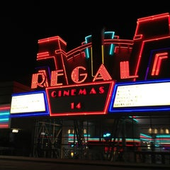 Photo taken at Regal Cinemas Severance Town Center 14 by Pinkfairy Y. on 7/26/2013