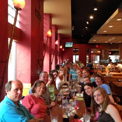 Photo taken at bd's Mongolian Grill by Katie E. on 7/6/2013