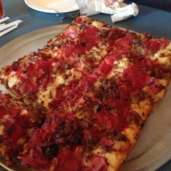 Photo taken at Buddy's Pizza by Katie E. on 7/7/2013