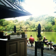 Photo taken at The Loeb Boathouse in Central Park by Jeremy D. on 9/22/2012