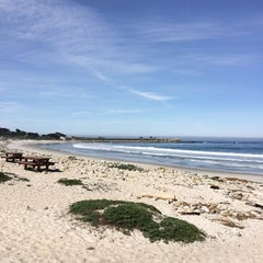 Photo taken at Spanish Bay Golf Course by Ernie S. on 4/8/2014