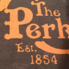 Photo taken at The Perk by David B. on 2/16/2013