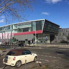 Photo taken at Deutsche Telekom Campus by Mahnhee C. on 2/12/2016
