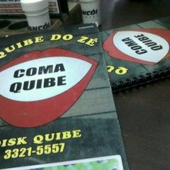 Photo taken at Quibe do Zé by Johny M. on 11/18/2012