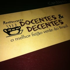 Photo taken at Docentes e Decentes by Danielle P. on 2/27/2013
