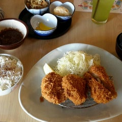 Photo taken at Katsu King (คัตสึคิง) by Yoswee ヨスウィー L. on 1/5/2016