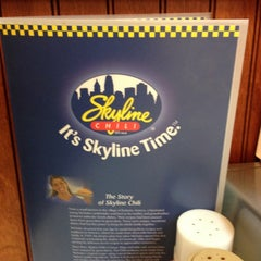 Photo taken at Skyline Chili by Doug W. on 11/9/2012
