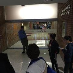 Photo taken at SIU Student Center by Matt P. on 4/23/2015