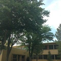 Photo taken at Lubbock Christian University by Mark S. on 6/25/2013