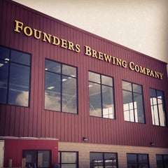 Photo taken at Founders Brewing Co. by Jason P. on 7/16/2013