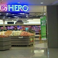 Photo taken at Hero by Iwan R. on 1/8/2013