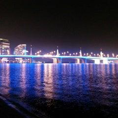 Photo taken at Dubai Creek by Kenny G. on 12/7/2012