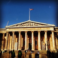 Photo taken at British Museum by Alla S. on 1/27/2013