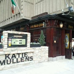 Photo taken at Katie Mullen's Irish Pub by Lola C. on 5/26/2013