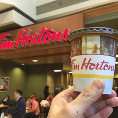 Photo taken at Tim Hortons by Kenneth L. on 11/7/2015