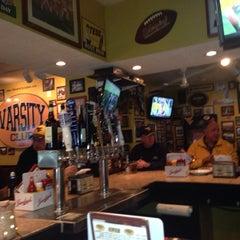 Photo taken at Varsity Club Sports Tavern by Matt M. on 11/9/2013