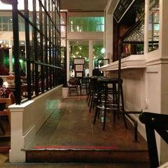 Photo taken at Eno's Pizza Tavern by Richard H. on 1/7/2013
