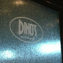 Photo taken at Dino's Eastside Grill by Michael B. on 4/7/2013