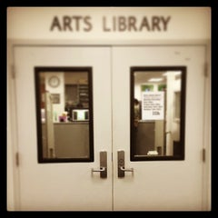 Photo taken at UCLA Arts Library by David S. on 5/23/2014