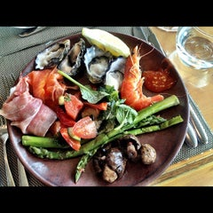 Photo taken at Melba Restaurant by Chazzazoo on 12/6/2012