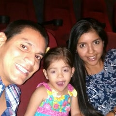 Photo taken at Super Cines 10 by Jorge A. on 6/20/2015