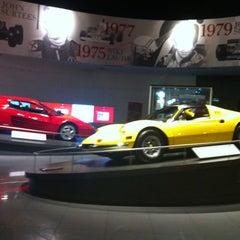 Photo taken at Ferrari World Abu Dhabi by Rinny on 7/15/2013