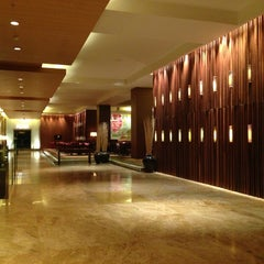 Photo taken at Grand Hyatt by Franka K. on 6/24/2013