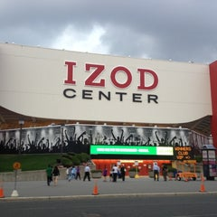Photo taken at IZOD Center by Jayme K. on 9/27/2012