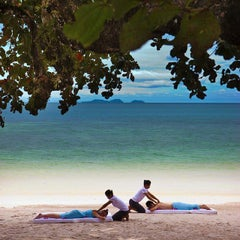 Photo taken at The Andaman by Budiey I. on 6/3/2015