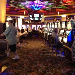 Photo taken at Mohegan Sun At Pocono Downs by David B. on 9/16/2012